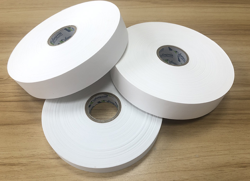 Single sided polyester satin for thermal transfer printing PS7062